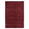 Brook Lane Rugs Conran Hand-Woven Red Area Rug