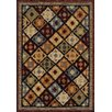 Brook Lane Rugs Florenza Brown Area Rug