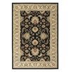 Brook Lane Rugs Kendra Dark Brown Area Rug