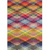 Brook Lane Rugs Kaleidoscope Multi-Coloured Area Rug