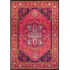 Brook Lane Rugs Kaleidoscope Pink Area Rug