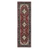 Brook Lane Rugs Orient Hand-Tufted Red Area Rug