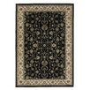Brook Lane Rugs Kendra Black Area Rug
