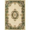 Brook Lane Rugs Handgetufteter Innenteppich Royal in Beige