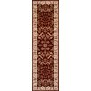 Brook Lane Rugs Innenteppich Royal Classic in Rot/Beige