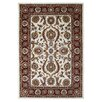 Brook Lane Rugs Orient Hand-Tufted Brown Area Rug