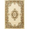 Brook Lane Rugs Royal Hand-Tufted Beige Area Rug