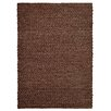 Brook Lane Rugs Oslo Hand-Woven Coffee Area Rug