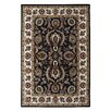 Brook Lane Rugs Orient Hand-Tufted Brown/Black Area Rug