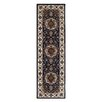 Brook Lane Rugs Orient Hand-Tufted Blue Area Rug