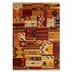 Brook Lane Rugs Caucasian Hand-Woven Brown Area Rug