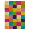 Brook Lane Rugs Gio Hand-Tufted Multi-Coloured Area Rug