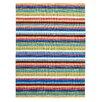Brook Lane Rugs Vesta Hand-Woven Multi-Coloured Area Rug