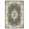 Brook Lane Rugs Royal Hand-Tufted Green Area Rug