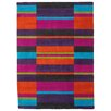 Brook Lane Rugs Jazz Hand-Woven Multi-Coloured Area Rug