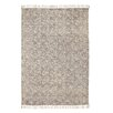 Brook Lane Rugs Murray Hand-Woven Grey Area Rug