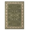 Brook Lane Rugs Kendra Green Area Rug