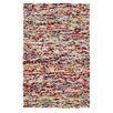 Brook Lane Rugs Sumi Hand-Woven Red Area Rug