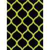 Brook Lane Rugs Viva Black Area Rug