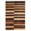 Brook Lane Rugs Winslow Hand-Knotted Brown Area Rug