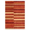 Brook Lane Rugs Winslow Hand-Knotted Terracotta Area Rug