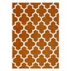 Brook Lane Rugs Arabesque Hand-Tufted Ochre Area Rug