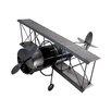 H & K SCULPTURES Biplane Plane