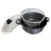 Gourmet Chef Non Stick Deep Fryer with Lid