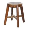 Woood Inca Decorative Stool