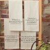 Heritage Lace Downton Village Tea Towel (Set of 4)
