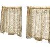 Victorian Rose Single Curtain Panel Wayfair