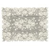 Heritage Lace Tea Rose Placemat (Set of 4)