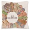 Heritage Lace Wisdom Be Blessed Pillow Coer