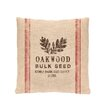 Heritage Lace Seed Labels Oakwood Pillow
