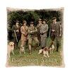 Heritage Lace Downton Cast Pillow