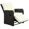 Modway Commence Deep Seating Recliner Chair with Cushions