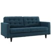 Modway Princess Modular Loveseat