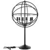 "Modway Atom 36"" H Table Lamp with Sphere Shade"
