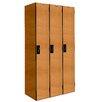 Hallowell VersaMax 1 Tier 3 Wide Phenolic Locker