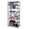 Hallowell Hi-Tech Shelving Duty Open Type 7 Shelf Shelving Unit Starter