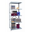 Hallowell Hi-Tech Shelving Duty Open Type 4 Shelf Shelving Unit Add-on