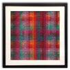 Graham & Brown Neon Pixel Framed Graphic Art