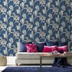 Graham & Brown Tulips LLB Harem 10m L x 52cm W Roll Wallpaper