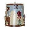 Graham & Brown 22,5 cm Lampenschirm Empire aus Polypropylen