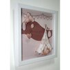 Graham & Brown Eleflump Framed Graphic Art
