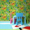 Graham & Brown Moshi Monster 10m L x 52cm W Roll Wallpaper