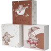 Graham & Brown Eleflump 3 Piece Graphic Art on Canvas Set (Set of 3)