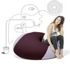 Terapy Ergonomic Living Olly Bean Bag Chair