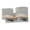 Alternating Current Array 2 Light Vanity Light