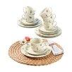 Seltmann Weiden Marie Luise 18 Piece Porcelain Coffee Set